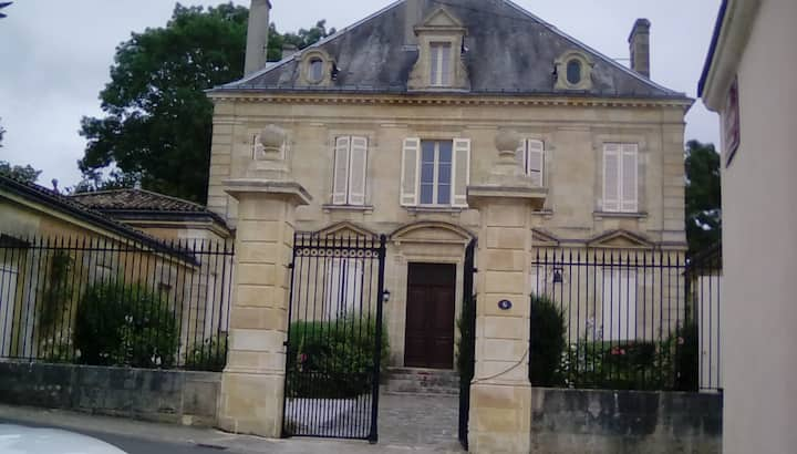 Maison de maître XIXeme à Blaye