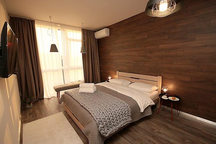 Designer apartment(4), 53 Predslavynska street