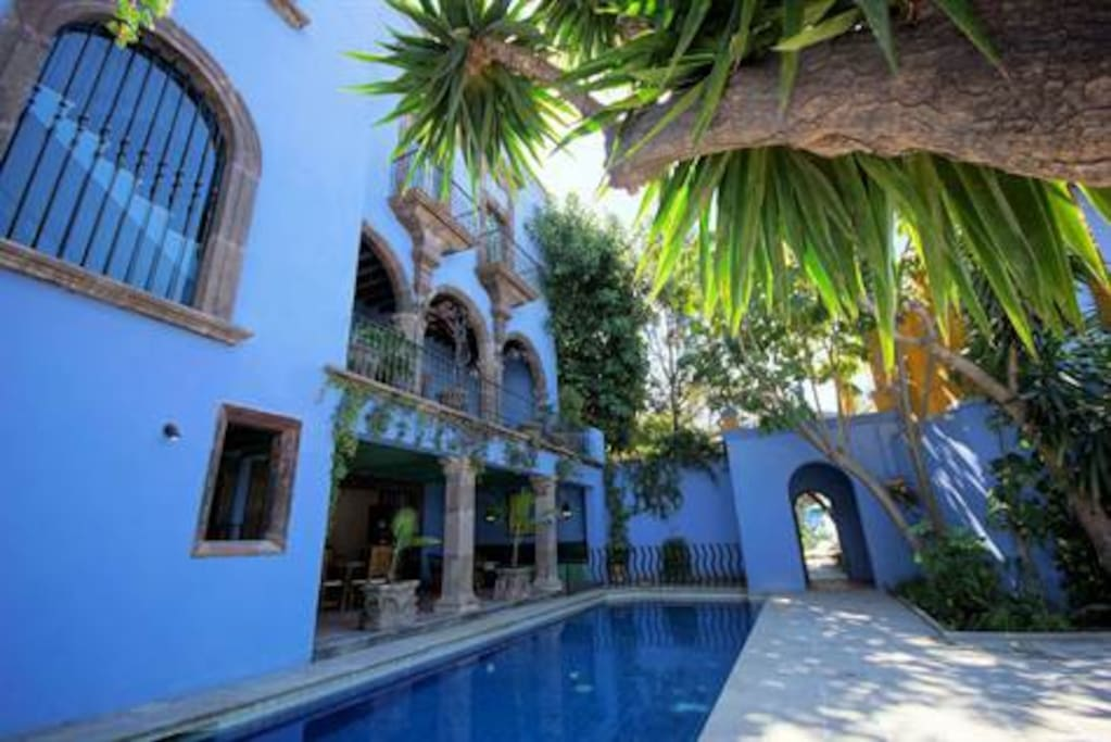 CASA CLARA - Houses for Rent in San Miguel de Allende, Guanajuato, Mexico