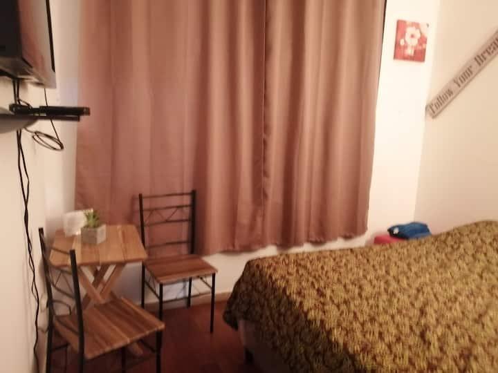 Habitacion moderna y acogedora (16) Escalón, SS