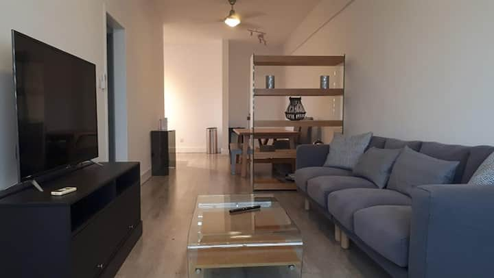 """""""Two bedroom apartment by Larnaca Seafront & Town"""