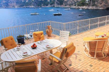 Amazing Seaview - Large Terrasse - 5 min Monaco - Cap-d'Ail
