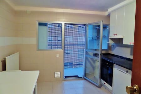 Apartamento soleado - Apartemen