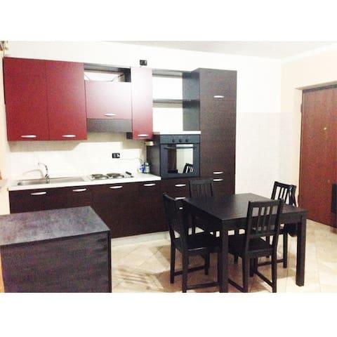 Beautiful flat -grazioso monolocale - Gorla Minore - Wohnung
