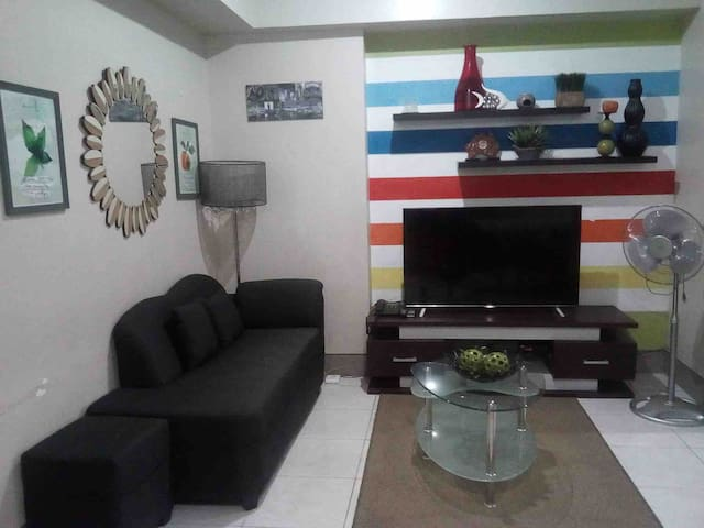 Affordable 2 Bedroom Condo Unit in Manila