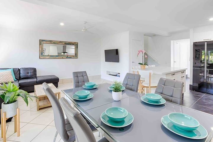 Ivory Palms family resort. Deluxe 3 brm townhouse