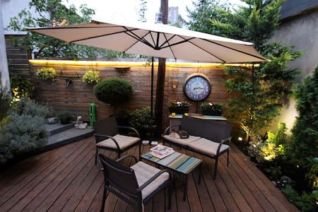 LUXURY CITY OASIS WITH PARKING  - Belgrade - House
