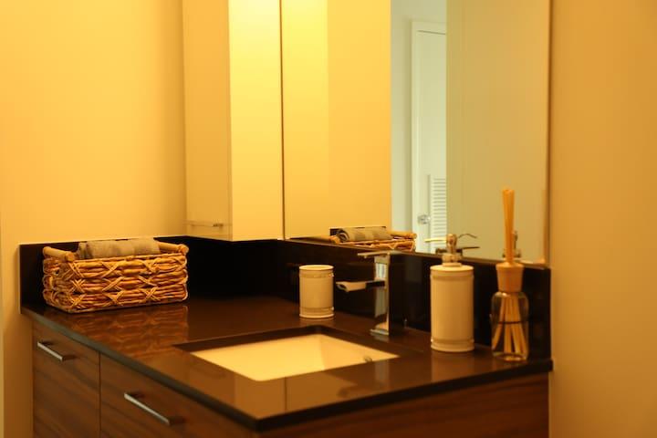 Nice apartment in Tyson