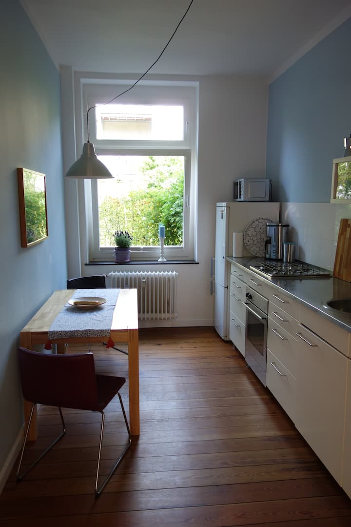 Fency apartment in Cologne-Nippes