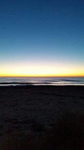 Chalet a primera linea playa - Xilxes