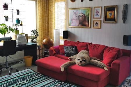 Private Room at SlothFarm - Near City Centre & Uni
