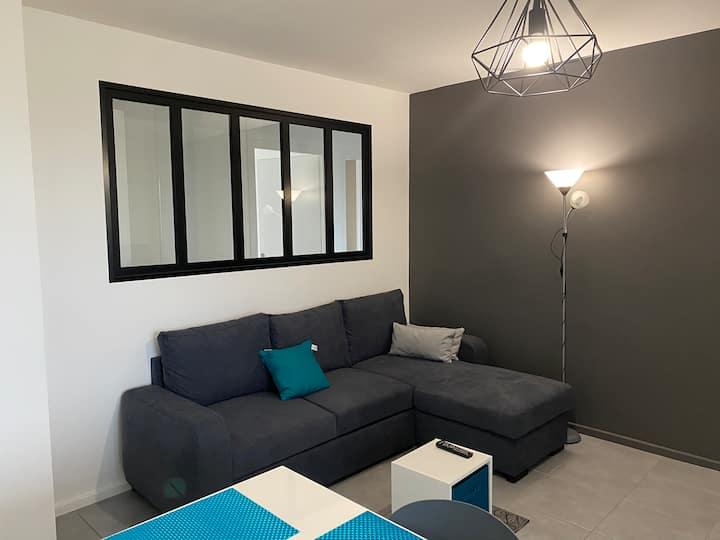 BUGEY, Bel appartement T4 Lagnieu