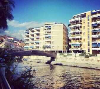 Appartamento sul mare con piscina privata - San Lorenzo al Mare