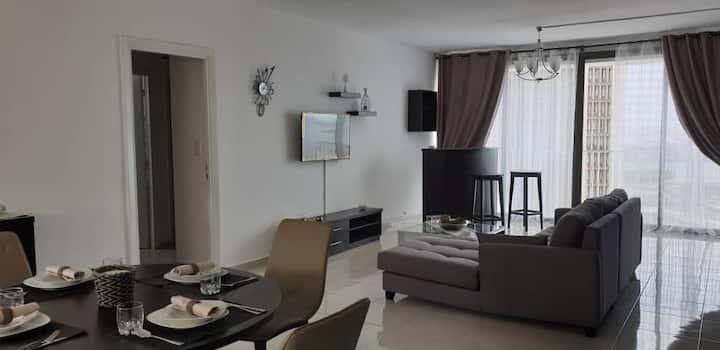 Appartement cozy au coeur du quartier des affaires