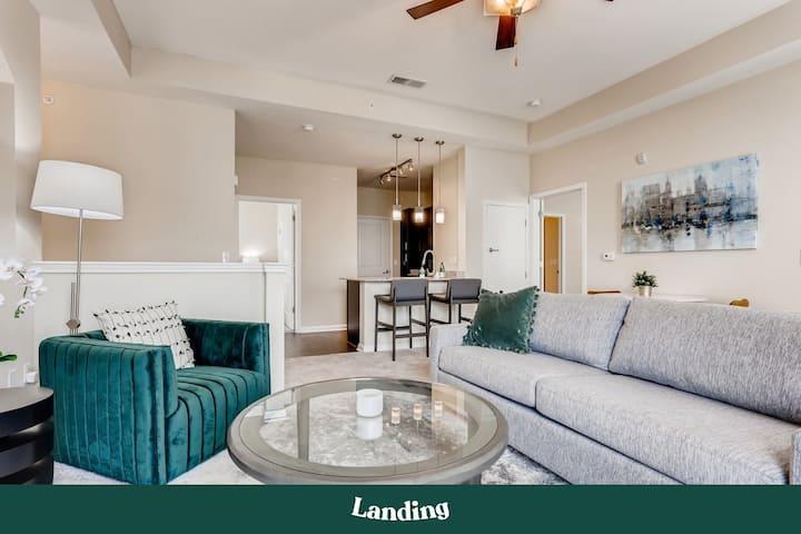 Landing | Modern Apartment with Amazing Amenities (ID1783)