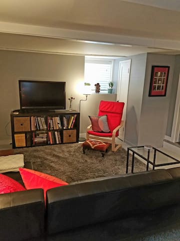 Cozy Basement Apt Near Skiing and Downtown - Salt Lake City - Wohnung