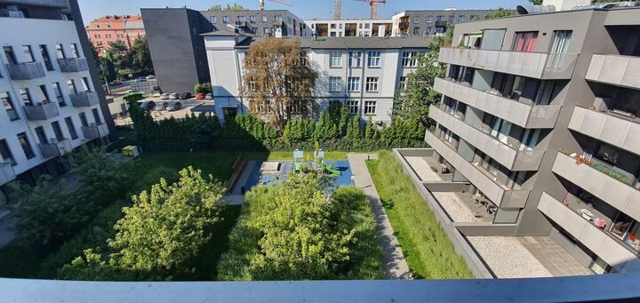 Komfortowy Apartament Matejki