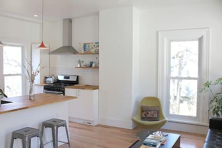 Bright and Airy Modern Victorian - 布法罗 - 公寓