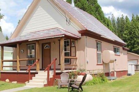 Shasta Cottage in McCloud - McCloud - Дом