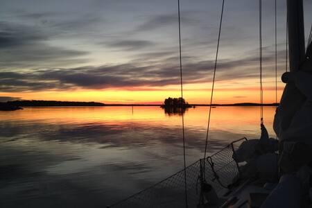 Sailing boat - Loviisa
