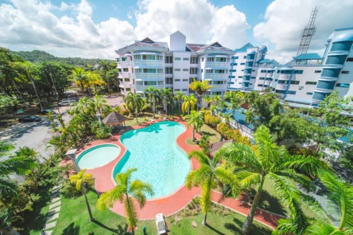 3B Aprt - Rimbun Suites & Residences, Brunei