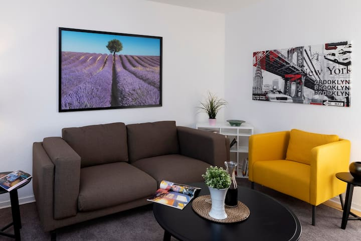 Talblick Appartement in traumhafter Lage!