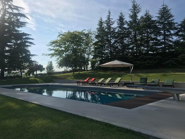 Villa Sessanella - Private Luxury Villa in Piemont