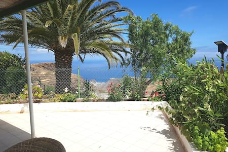 Cosy country apartament in the south of La Gomera