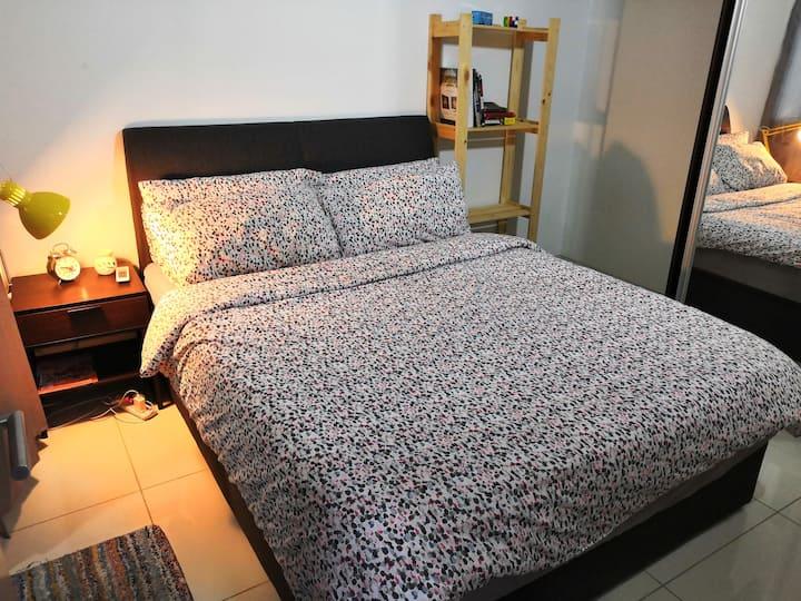 [Budget] Comfortable Studio Apartment Cyberjaya