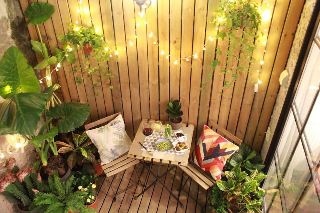 浪漫小花园