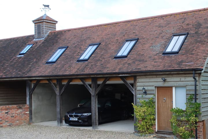 Modern and spacious studio barn annexe near Marlow - Marlow - Lainnya