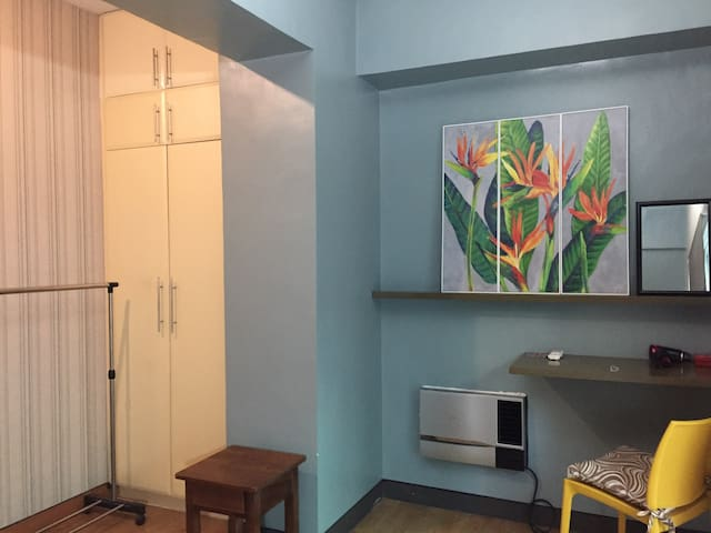 Cozy 1-BR@Morgan BGC w/parking slot