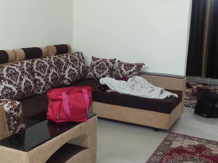 Cosy studio flat at Bangalore for short/long stay.