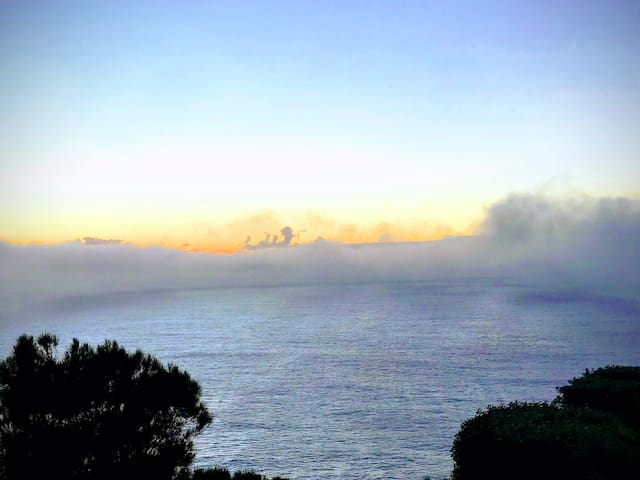 Luxury Beach house with stunning ocean views
