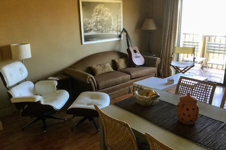 Apartamento de lujo en Jaca. Preciosas vistas.