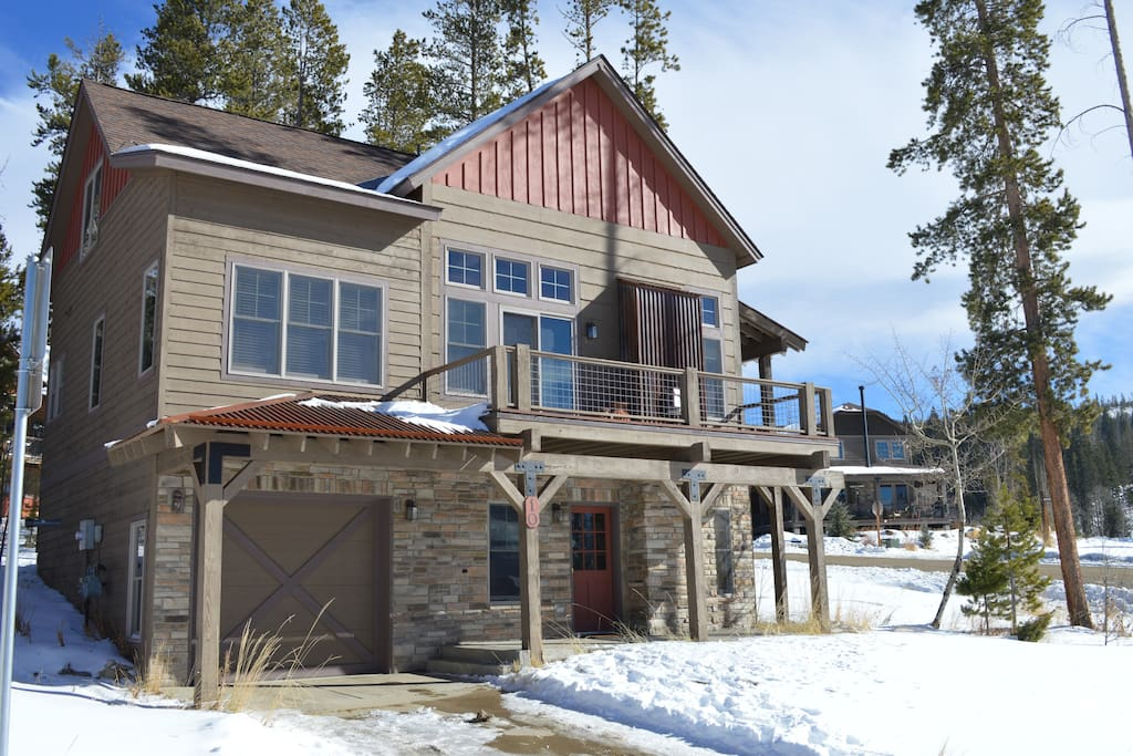Winter park mountain retreat cabins for rent in granby for Cabin rentals in winter park co