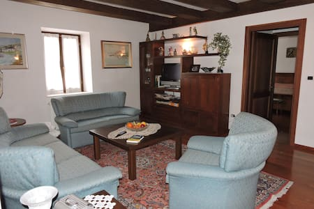 Appartamento Casa Obber ideale per famiglie - Fiera di Primiero - Byt