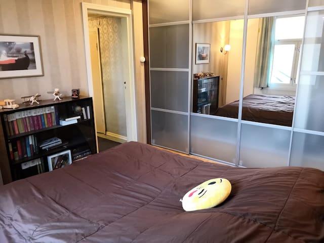 Master bedroom, downstairs