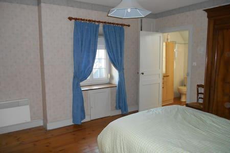 Chambre calme et spacieuse 9 Km Amboise - Saint-Martin-le-Beau