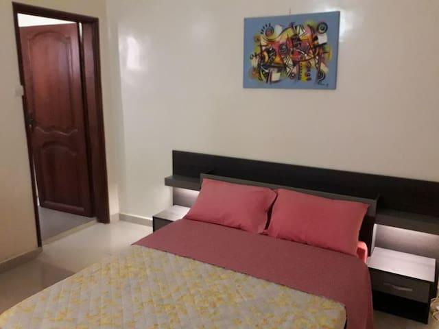 Appartement spacieux et lumineux proche de la mer