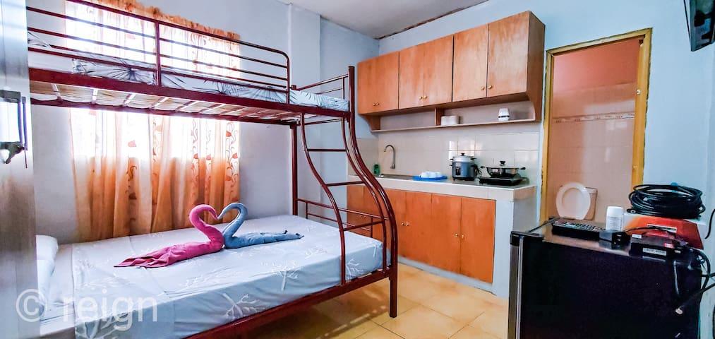 Fonz cozy place in Poblacion Balingasag