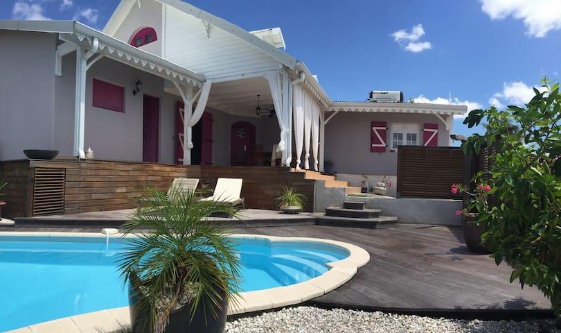 La villa les nymphéas - Sainte-Luce - Rumah