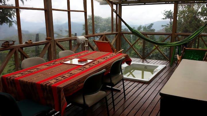 Hermosa Reserva Natural, la Vega Cund. A 2 Hr. Bta