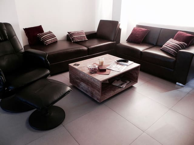 Feel at home in Lima! 100% secure, modern, comfy