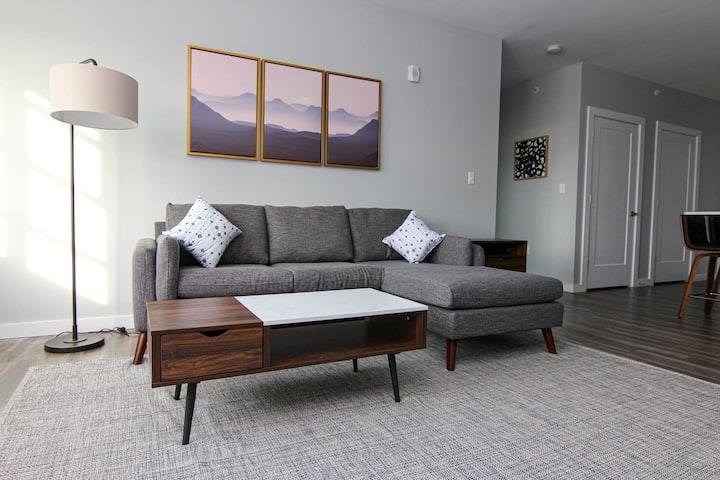 Luxury Apartment W/ Gym, Steps From Commuter Rail 2009