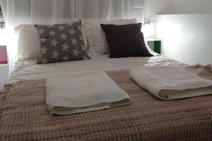 Tiny cosy apartment -