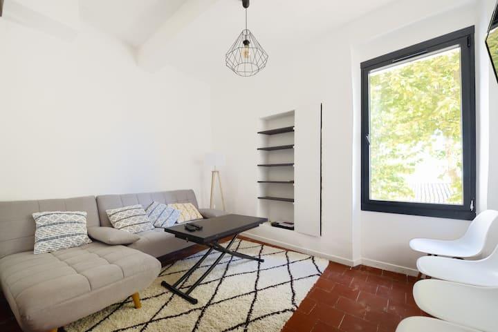 Beautiful provencal house near Aix en Provence