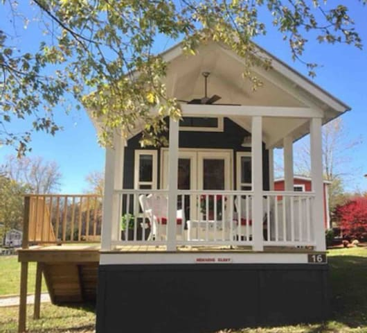 Morning Glory Tiny House -Flat Rock/Hendersonville