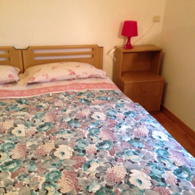 La camera da letto