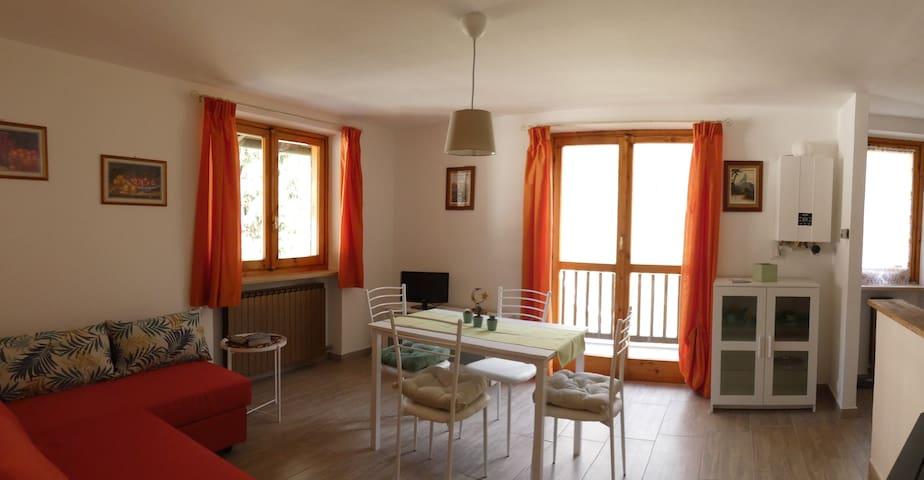 Appartamento orange